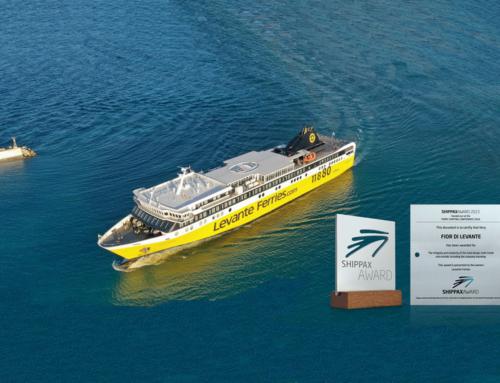 Fior Di Levante Κυλλήνη – Ζάκυνθος ferry