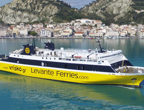 Mare Di Levante Κυλλήνη – Ζάκυνθος ferry
