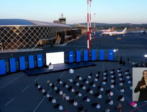 Η MiCafetal στην παρουσίαση της Fraport
