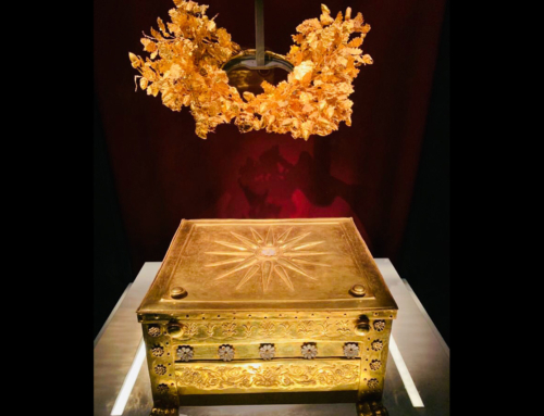 miCafetal Αρχαιολογικό Μουσείο Βασιλικών Τάφων Αιγών Βεργίνα